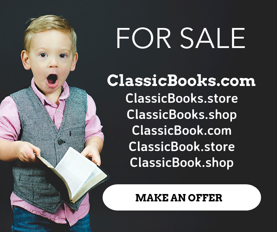 ClassicBooks.com For Sale